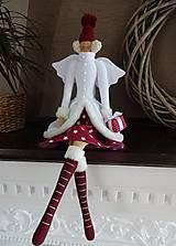 - Vianočná anjelka - 7299391_