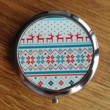 Zrkadielka - Zrkadielko CHRISTMAS - 7301866_