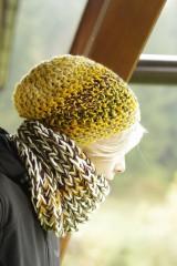 Čiapky, čelenky, klobúky - úsmev javorového listu:) čiapka - 7298750_