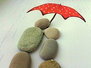 Obrazy - Pod dáždnikom_Obraz - 7302499_