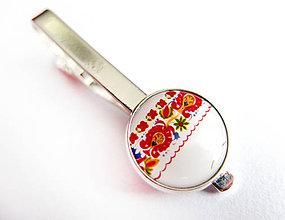 Šperky - Spona na kravatu Valér 1 - 7302606_