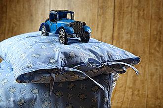 Textil - Detská posteľná bielizeň 130 x 90 cm - 7298479_