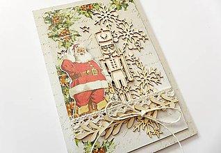 Papiernictvo - pohľadnica vianočná - 7303875_