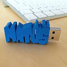 Iné - USB kľúč s vlastným názvom (32GB 3.0) - 7303711_
