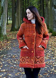 Kabáty - Kabátik TERRACOTTA TOUCH - 7304464_