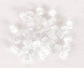 Komponenty - Silikónové zarážky vrúbkované 100 ks /SZ1/ - 7303258_
