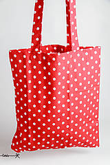 Nákupné tašky - niečo ako EKOTAŠKA - červená karkulka - 7304006  a4af7ebfd0e