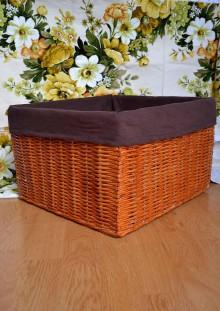 Košíky - Cherry box/skladom 1 ks - 7163876_