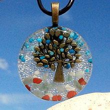 Náhrdelníky - *Strom života*, XLm5 - 7312268_