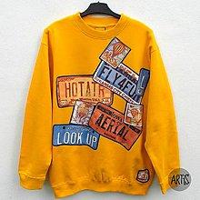 Oblečenie - Pánská mikina Travel - 7309575_