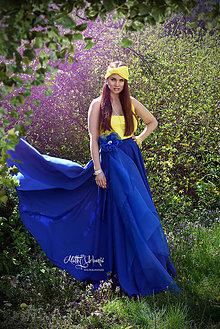 Sukne - zavinovacia sukňa DREW - 7309115_