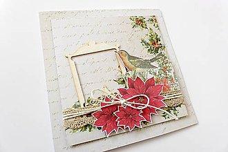Papiernictvo - pohľadnica vianočná - 7308515_