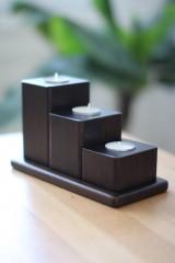 Svietidlá a sviečky - Čokoládový Sen - 7310071_