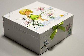 Krabičky - HM - Štvorcová krabička 160 - 7309162_