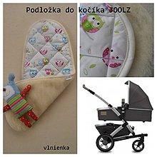 Textil - Podložka do vaničky Joolz GEO 100% merino - 7307500_
