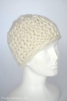 Čiapky - Pletená čiapka