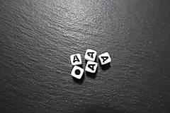 - Písmenko kocka A - 7307673_