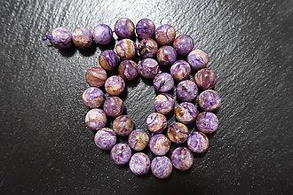 Minerály - Čaroit AB 10mm - 7311991_