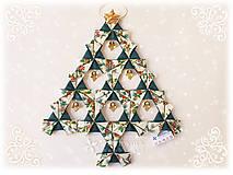 Vianočný stromček Origami 5