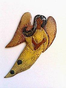 """Odznaky/Brošne - """"anjelská brošnička"""" - 7316081_"""