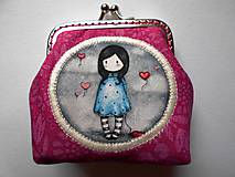 Peňaženky - Minipeňaženka