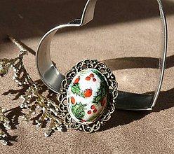 Prstene - Vianočný prsteň - 7315984_