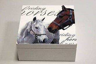 Krabičky - HM - štvorcová krabička 160 - 7312791_