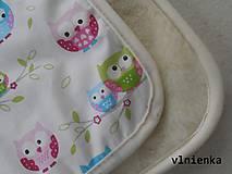 Textil - Deka 100% Merino Top 100 x 140 cm - 7316087_