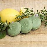 Drogéria - Citrón a rozmarín - žihľavový šampúch® 30g - 7316452_