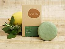 Citrón a rozmarín - žihľavový šampúch® 60g