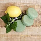 Drogéria - Citrón a rozmarín - žihľavový šampúch® 60g - 7316461_