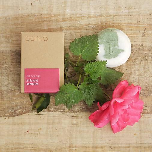 Ružová alej - žihľavový šampúch® 30g