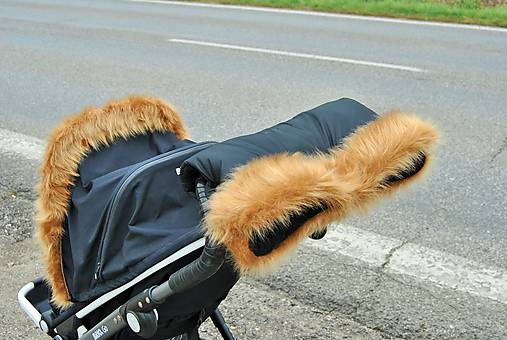 92a6065e2 Luxusná kožušinová súprava / konvalinka - SAShE.sk - Handmade Detské ...