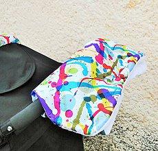 Textil - Rukávnik na kočík - 7317382_