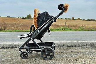 Detské súpravy - Luxusná kožušinová súprava - 7317401_