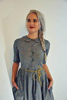 Šaty - Šaty Lišky v plné parádě - 7320956_