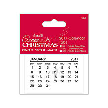 Papier - 10x mini trhací kalendár 2017 - 7318401_
