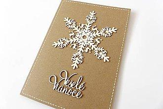 Papiernictvo - pohľadnica vianočná - 7316883_