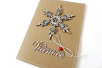 Papiernictvo - pohľadnica vianočná - 7316940_
