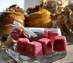 Svietidlá a sviečky - Pečené jablko - vonný vosk - aróma - 7320222_