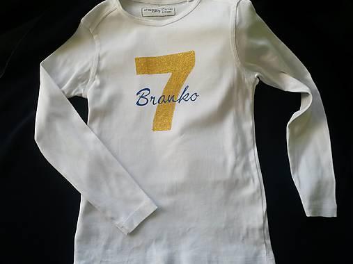57e14ed4d38d Tričká na objednávku   mironella - SAShE.sk - Handmade Detské oblečenie