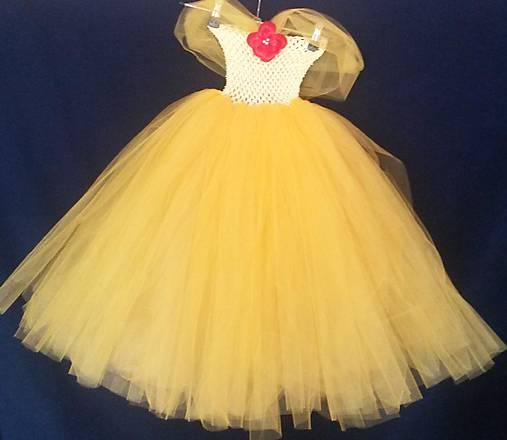 d7201f6ae7d0 Tylové šaty Bella   mironella - SAShE.sk - Handmade Detské oblečenie