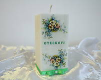 Svietidlá a sviečky - OTECKOVI - 7318543_