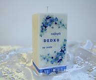 Svietidlá a sviečky - DEDKOVI - 7318561_