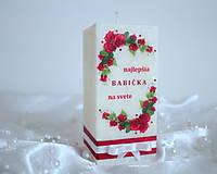 Svietidlá a sviečky - BABKE, BABIČKE - 7318590_