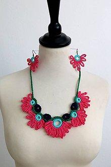 Sady šperkov - žiarivý set - 7321790_