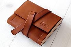 Peňaženky - Peňaženka WALLET BROWN UNI - 7318492_