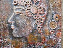 Obrazy - Hľa, človek - 7318368_