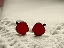 Náušnice - Jesenné jabĺčka - 7320310_
