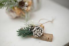 """Dekorácie - Ozdoba na stromček """"vôňa Vianoc"""" - 7321185_"""